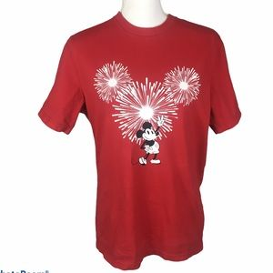 Disney Mickey Mouse Patriotic 4th of July Sz S